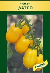 Datlo f1/datlo f1 — a tomato indeterminantny, semo
