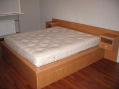 Кровати двуспальные, Кровати двуспальные заказать