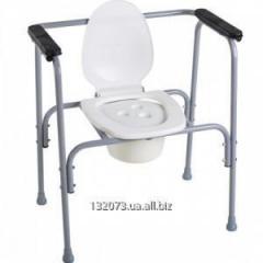 Стул-туалет нерегулируемый МСТ – 2.1.0