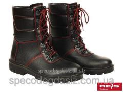 Men's Winter Boots For Hard Frosts of Reis