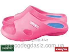Bedroom-slippers Rubber Reis Bklfit R 36