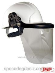 Protective Helmet With a Jsp Kas-Evo-Otsurcon Uni