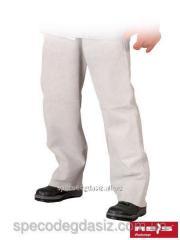 Trousers Leather Reis Ssl W Ssl W Uni