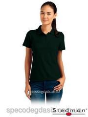 Tennis shirt of Stedman St3100 Blo S