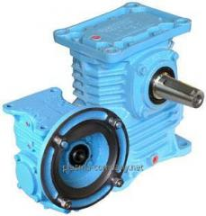 Motor reducers worm two-level MCh2