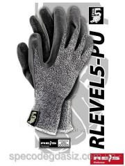 Protective Reis Rlevel5-Pu S 7 Gloves