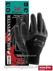 Protective Reis Rblackwinter B 8 Gloves
