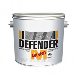 Fireproof Defender M Solvent paint white AK-121