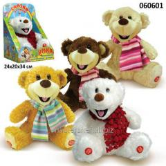 Bear story. fairy tales 060601-r (12 pieces)