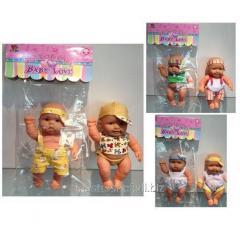 Baby doll of bk923-b (60sht/2) 6 types, stekl