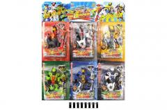 Transformer of earth hero f1306-8 of river of