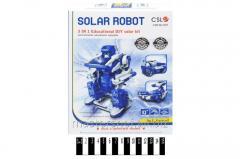 The robot - the designer on sonyachny batteries