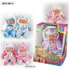Baby doll of muzichniya lyalya 2013-18f-u (18