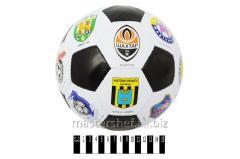 M'yach futbolniya of ukraine club badges