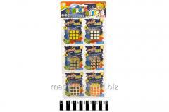 Kubik-rubik (tablet of 6 pieces) 581-3.oa