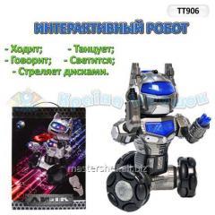 Robot interakt. tt906 (796276r) (6 pieces) link 2