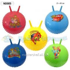 Ball for fitness of nd005 (60 pieces) horns with