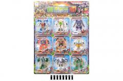Transformer (tablet of 9 pieces) 69610 (r 10*5)
