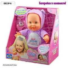 Baby doll functional 0813p-6 (5234) (12 pieces)