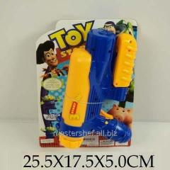 The water gun fu657abc (772230) (168sht/2) toy