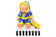 Baby doll (kulyok) 0815-2 rubles of 23х13,5 cm.