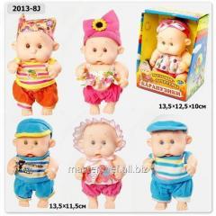 Baby doll of muzichniya of a karapuzika 2013-8j