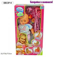 Baby doll functional 0813p-4 (5312) (6 pieces)
