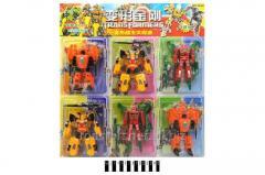 The robot - a transformer 283s
