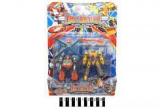 The robot - a transformer of 306 38х27 cm