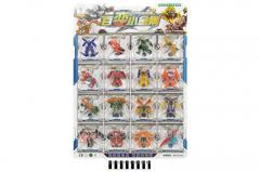 Transformer (tablet of 16 pieces) 69105
