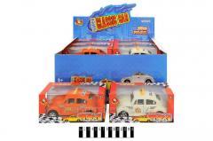 Набір машин-таксі (коробка) q563-a3 р.18,5х7,5х8,5см.