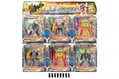 Transformer (tablet of 6 pieces) 888-3