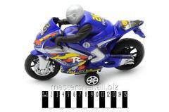 Мотоцикл інерційний (кульок) 2131 р.23х16 см.