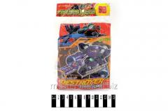 The robot - a transformer 611