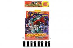 The robot - a transformer 614