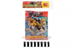 The robot - a transformer 615
