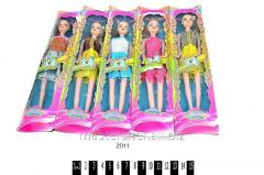 Кукла типа барби 2011, 28см, в короробке, 8 видов