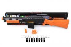Ружье детское ак-998-2, на батарейках, свет эфект, звук, в коробке