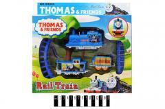 Board game railroad 99995, engine Thomas
