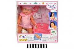 Baby doll of baby born 30671-12, in a box: