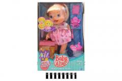 Baby doll - the girl of baby alive 28222a, with