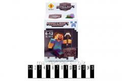 Конструктор Brick minecraft sl8910, в коробке размер: 14,5х8,3х4 см