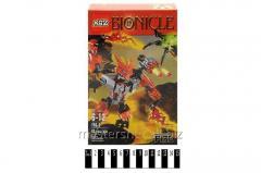 Конструктор Brick bionicle , 706, в коробке: 24х15,5х5,5 см