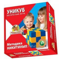 The training game Technique Nikitinykh Unikub, the