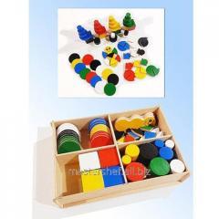 Montessori's set, HEGA