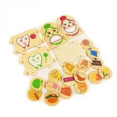 Useful game Alphabet of Health, HEGA