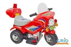 Electric car BT-BOC-0015 Police motorcycle