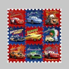 Fs-588 rug puzzles (12 pieces) of 9 parts, in Pak.