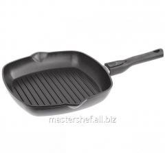 Сковорода-гриль с антипригарным покрытием Биол и