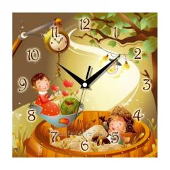Детские настенные часы Волшебная фея